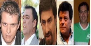 5 precandidatos concordia