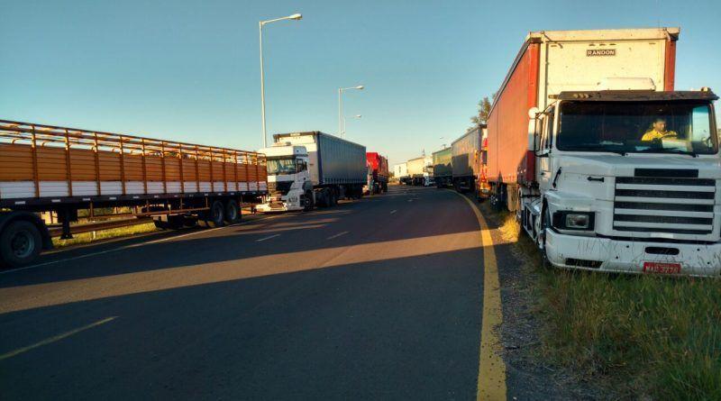 camiones ruta 14