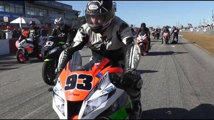 motos en concordia autodromo