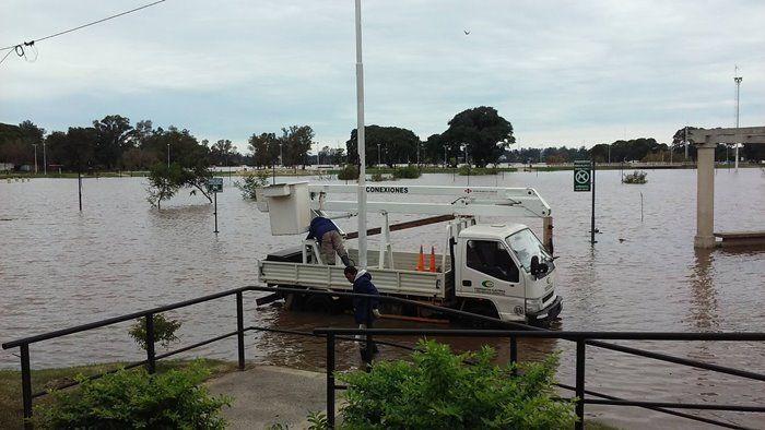 creciente inundación mayo 2017