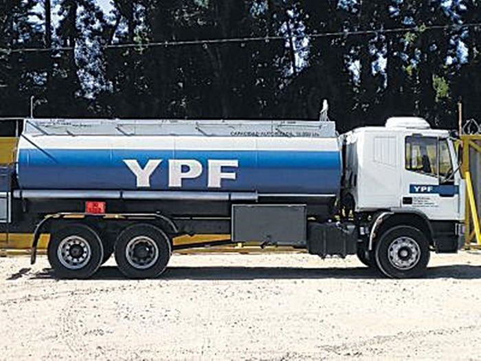 gasoil ypf combustible