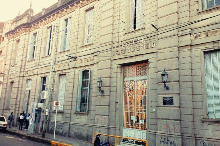 escuela Vélez Sarsfield Concordia solidaria