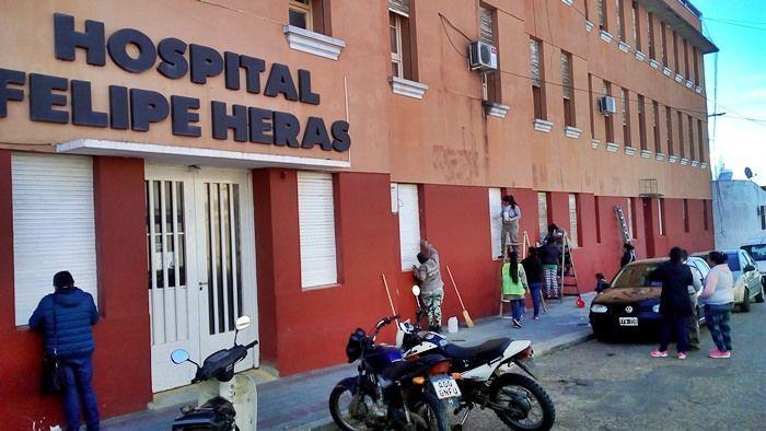 mejoras hospital