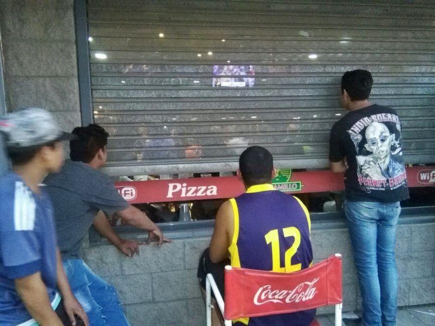 pizzeria futbol