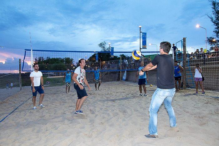 beach voley fut voley costanera 2