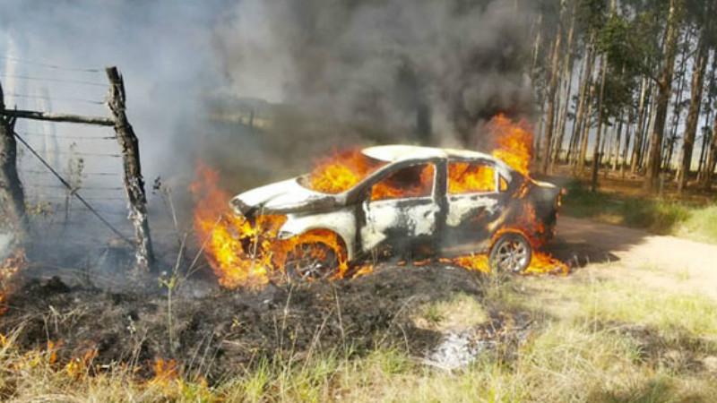 incendio taxi