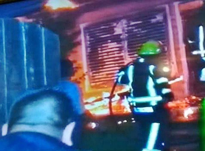 incendio villa adela