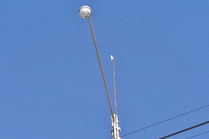 domo de vigilancia