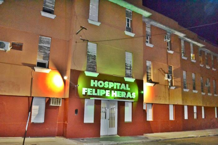 hospital heras