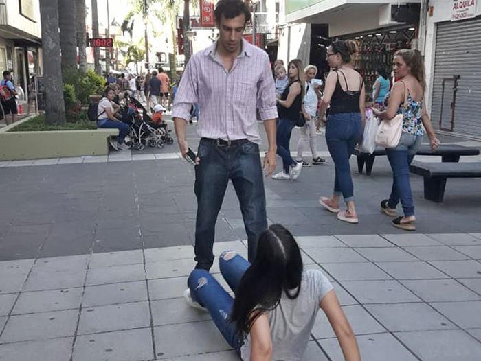 CAMPAÑA violencia contra la mujer
