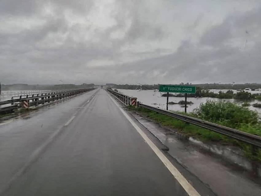 inundacion creciente 2019