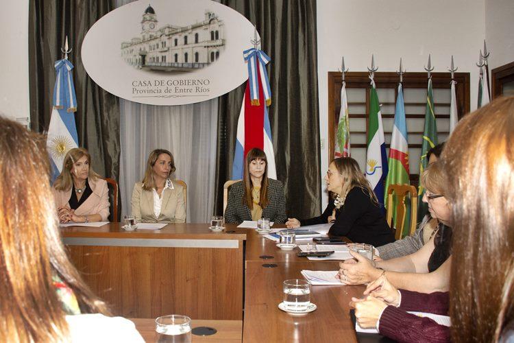 Este Martes Se Realizo El Lanzamiento De La Mesa Interministerial E Intersectorial De Primera Infancia Para La Provincia De Entre Rios